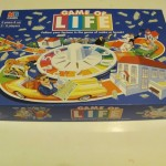 Game Of Life Board Game Box